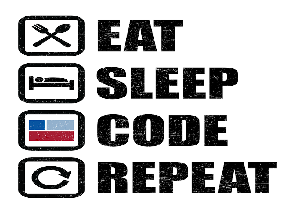 Sleep Code Repeat